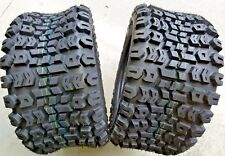 2 - 23x10.50-12 4 Ply Kenda K502 Terra Trac ATV Turf Mower Tires 23x10.5-12