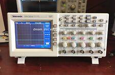 Tektronix TDS2014 Digital Storage Oscilloscope 100MHz  4 Channel