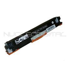Toner compatible  negro CE310A  HP laserjet color Pro CP1012 CP1020 CP1025