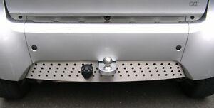 Anhängerkupplung smart fortwo 450 bis 2007 leichte Montage