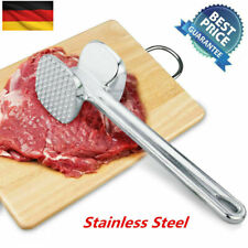 Fleischklopfer Fleischhammer Schnitzelklopfer Steakhammer Plattieren Leicht