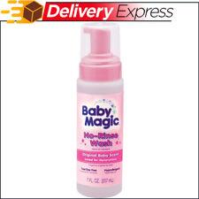 Baby No-Rinse Wash, Original Baby Scent, 7 Ounces