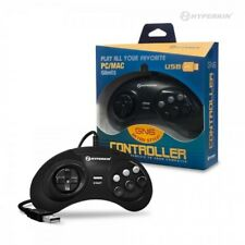 GN6 Premium Genesis-Style USB Controller for PC/ Mac - Hyperkin