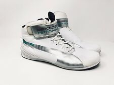 puma men's evospeed f1 mid mam gp mercedes sneakers 2007 Excellent Petronas