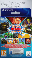 Ratchet and Clank, LocoRoco, Jak Daxter, Lemmings, Worms Revolution. 5 VITA GAME
