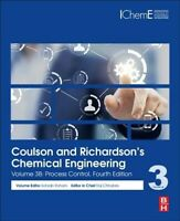 Coulson and Richardson's Chemical Engineering : Process Control, Paperback by...