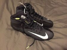 Nike Hyperfuse Vapor Elite Team/Player-issue Packers Cleats Football Shoes Sz 14