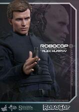 Hot Toys 1/6 Robocop MMS266 Battle Damaged & Alex Murphy 2-pack Set Figure