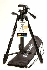 Polaroid 50-inch Photo / Video Travel Tripod Includes Deluxe Tripod Carrying For