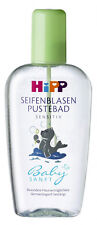 Hipp - Bubble bath - Seifenblasenpustebad - 200 ml - German Product