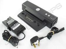 Dell Latitude D600 D610 D620 D630 PR01X Docking Station inc Power Supply Adapter