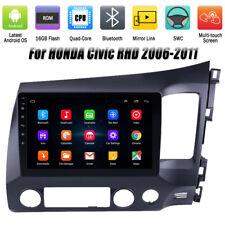11 inch Car No DVD GPS Stereo Player Head Unit For Honda Civic AUS RHD 2006-2011