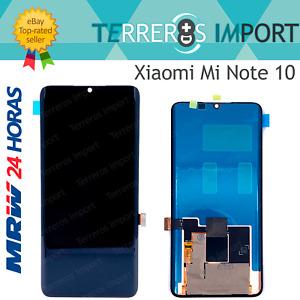 Pantalla Completa Digitalizador LCD Oled Original Xiaomi Mi Note 10 M1910F4G