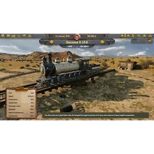 Railway Empire Video Game - Ps4