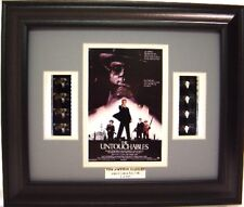 THE UNTOUCHABLES FRAMED MOVIE FILM CELL SEAN CONNERY