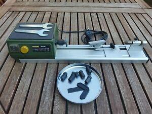 Proxxon micromot DB 250 Holz Drehmaschine