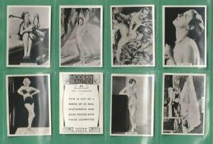 BAT Cig. Cards 1939 Set MF36 Modern Beauties 2nd Series, Pinups. Beauties (F12)