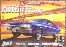 Revell 4492 1969 Chevrolet Chevelle SS 396 1:25  neu 2020 Bausatz  muscle car