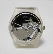 older Insomnie horloge watch montre-bracelet by Ted Benoit MIB Art Moderne