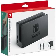 Sehr gut: original Nintendo Switch Ladestation + Netzteil + HMDI (Dock Set)