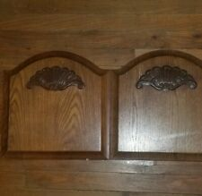 """Antique French Style Art Nouveau Cabinet or Door Panel (1) 14"""" x 14"""""""