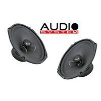 "Audio System MXc 609 6""x9"" Oval-Coaxialsystem MXC609 2-Wege Lautsprecher 1 Paar"