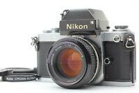 NEAR MINT Nikon F2 Photomic DP-1 SLR Film Camera w/ Nikkor 50mm f1.4 ai JAPAN