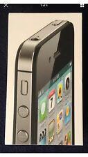 iPhone Original Empty Box for Black iPhone 4S 16GB;  No Phone