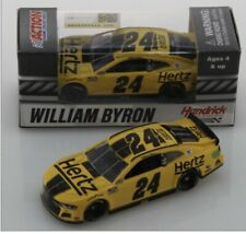 2020 WILLIAM BYRON #24 Hertz 1:64 Action In Stock Free Shipping