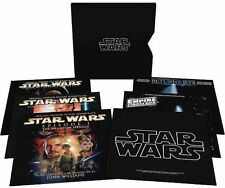 Star Wars: The Ultimate Vinyl Collection by John Williams (Film Composer) (Vinyl, Jan-2016, 12 Discs, Masterworks)