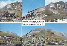 MONTE VETTORE - GARA NAZIONALE SCI ESTIVO - 6 VEDUTE - V1993