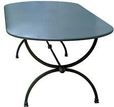 Tavolo in ferro 210x100cm Porcinai - Wrought iron table 210x100cm Porcinai 7226