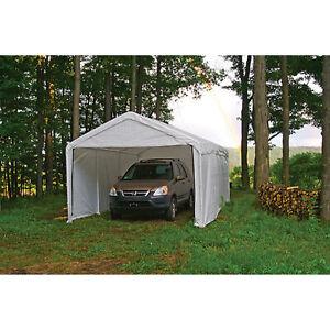 ShelterLogic Enclosure Kit for Max AP 20ftLx10ftW Canopy