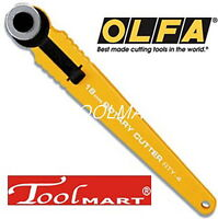 OLFA RTY-4 18mm Extra Small Rotary Cutter stainless steel rotary blade Genuine
