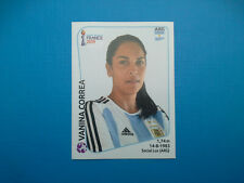 Figurine Panini Women's World Cup France 2019 n.292 Vanina Correa Argentina