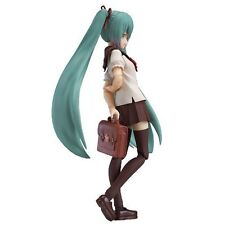 Good Smile figma Hatsune Miku 2014 Spring  Sailor Uniform Ver.  Action Figure