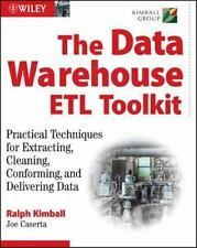 The Data Warehouse?ETL Toolkit: Practical Techniques for Extracting, Cleaning, C