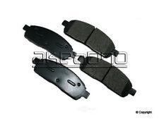 Akebono ProACT Disc Brake Pad fits 2006-2008 Lincoln Mark LT  WD EXPRESS