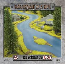 Battlefield in a Box: River Expansion: Island BB513