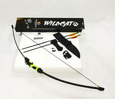 New ASD Wildcat Kids Childs Archery Recurve Take Down Bow Package W/ Target
