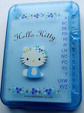 Hello Kitty - Adressbuch - NEU in Box - aufklappbar - OVP - Original Sanrio !!!