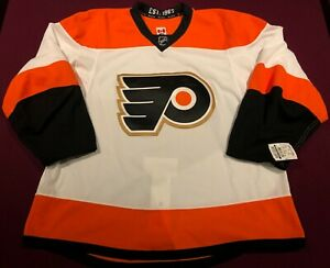 Authentic Philadelphia Flyers 50th Anniversary Reebok Edge 2.0 Hockey Jersey 58