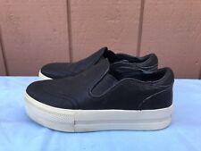 Ash Women's Jungle Fashion Black Sneaker Size US 5 Slip On Shoes A6
