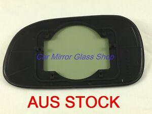 RIGHT DRIVER SIDE TOYOTA CORONA AT190,ST191,CT190 1992-1995 MIRROR GLASS