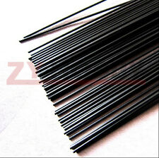 2pcs 5 mm Diameter x 500mm Carbon Fiber Rods For RC Airplane Matte Pole-IN US