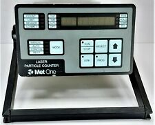Met One 237 A Portable Laser Particle Counter Laser Airborne Particle Counter