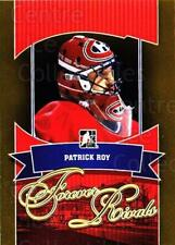 2012-13 ITG Forever Rivals Gold #39 Patrick Roy