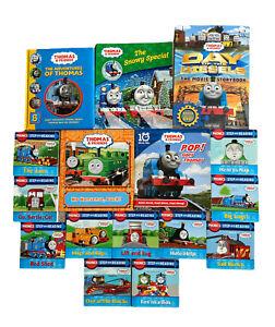 Thomas & Friends 16 Book Job Lot Thomas The Tank Engine Bundle No2