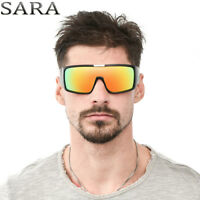 New Windproof Large Oversized Sunglasses Outdoor Sport Cycling Bike Goggles K