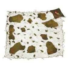 Personnel Camo Netting Italian Military Surplus Issue Hunt Shoot Collectible